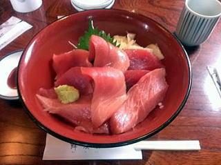 """うーきち注文の""""今日の丼"""""""